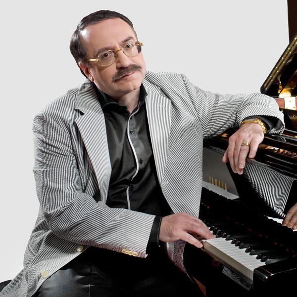 Даниил Крамер. Классика и джаз. Фольклорный центр Людмилы Рюминой, фото
