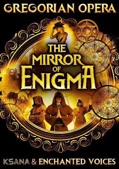 "GREGORIAN OPERA ""THE MIRROR OF ENIGMA"". KSANA & ENCHANTED VOICES, фото"