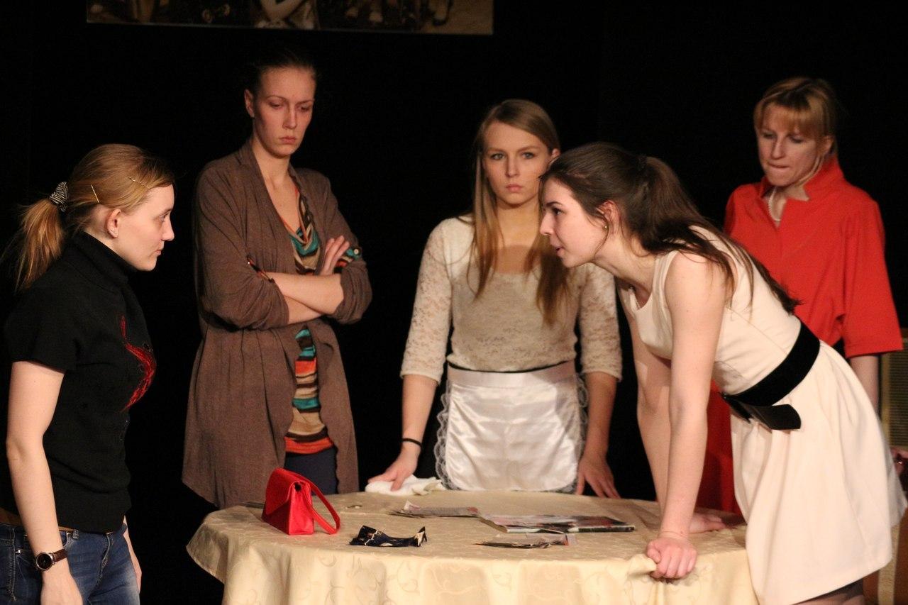 """Восемь любящих женщин. Театр-студия """"Традиция"""" (16+), фото"""